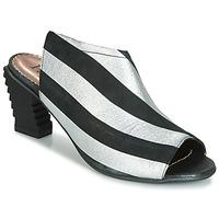 Παπούτσια Γυναίκα Σανδάλια / Πέδιλα Papucei BETINA Black / Άσπρο