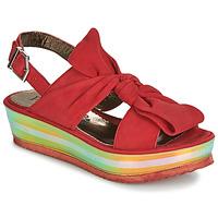 Παπούτσια Γυναίκα Σανδάλια / Πέδιλα Papucei CONDE Red