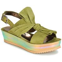 Παπούτσια Γυναίκα Σανδάλια / Πέδιλα Papucei CONDE Green
