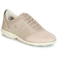 Παπούτσια Γυναίκα Χαμηλά Sneakers Geox D NEBULA Beige / Κρεμ