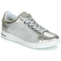 Παπούτσια Γυναίκα Χαμηλά Sneakers Geox D JAYSEN Silver