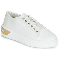 Παπούτσια Γυναίκα Χαμηλά Sneakers Geox D OTTAYA Άσπρο