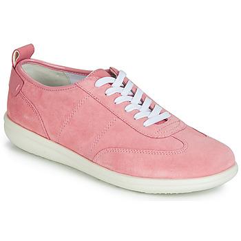 Παπούτσια Γυναίκα Χαμηλά Sneakers Geox D JEARL Ροζ