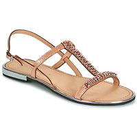 Παπούτσια Γυναίκα Σανδάλια / Πέδιλα Geox D SOZY PLUS Bronze