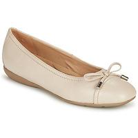 Παπούτσια Γυναίκα Μπαλαρίνες Geox D ANNYTAH Taupe