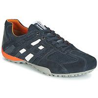 Παπούτσια Άνδρας Χαμηλά Sneakers Geox UOMO SNAKE Marine