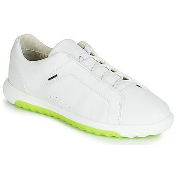 Παπούτσια Άνδρας Χαμηλά Sneakers Geox U NEXSIDE Άσπρο