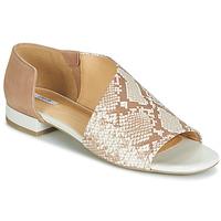 Παπούτσια Γυναίκα Σανδάλια / Πέδιλα Geox D WISTREY SANDALO Beige / Ecaille