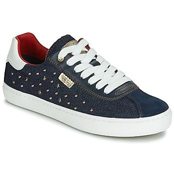 Παπούτσια Κορίτσι Χαμηλά Sneakers Geox J KILWI GIRL Marine