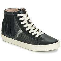 Παπούτσια Κορίτσι Ψηλά Sneakers Geox J KILWI GIRL Black