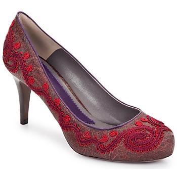 Παπούτσια Γυναίκα Γόβες Etro BRIGITTE B728-600-κοκκινο