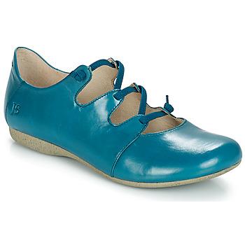 Παπούτσια Γυναίκα Μπαλαρίνες Josef Seibel FIONA 04 Μπλέ