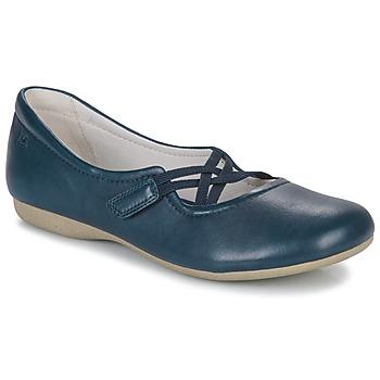 Παπούτσια Γυναίκα Μπαλαρίνες Josef Seibel FIONA 39 Μπλέ