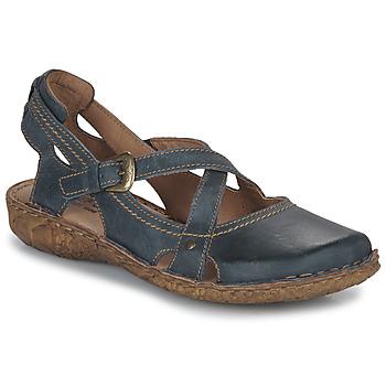 Παπούτσια Γυναίκα Σανδάλια / Πέδιλα Josef Seibel ROSALIE 13 Μπλέ