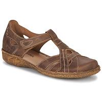 Παπούτσια Γυναίκα Σανδάλια / Πέδιλα Josef Seibel ROSALIE 29 Brown