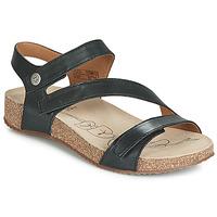 Παπούτσια Γυναίκα Σανδάλια / Πέδιλα Josef Seibel TONGA 25 Black