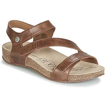 Παπούτσια Γυναίκα Σανδάλια / Πέδιλα Josef Seibel TONGA 25 Brown