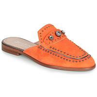 Παπούτσια Γυναίκα Τσόκαρα Dorking 7783 Orange