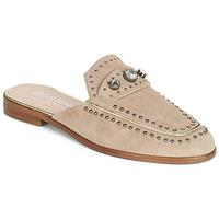 Παπούτσια Γυναίκα Τσόκαρα Dorking 7783 Taupe
