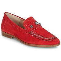 Παπούτσια Γυναίκα Μοκασσίνια Dorking 7782 Red
