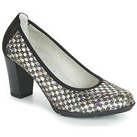 Παπούτσια Γυναίκα Γόβες Dorking 7736 Grey / Black