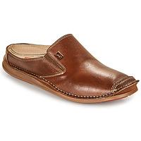 Παπούτσια Άνδρας Τσόκαρα Fluchos NAUTILUS Brown