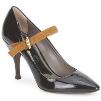 Παπούτσια Γυναίκα Γόβες Etro SHIRLEY Nero-μουσταρδι