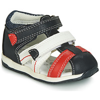 Παπούτσια Αγόρι Σανδάλια / Πέδιλα Chicco GABRIEL Μπλέ / Άσπρο / Red