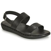 Παπούτσια Γυναίκα Σανδάλια / Πέδιλα FitFlop BARRA Μαυρο
