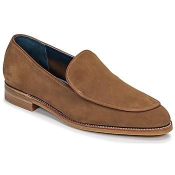 Παπούτσια Άνδρας Μοκασσίνια Barker TOLEDO Brown