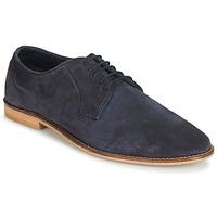 Παπούτσια Άνδρας Derby Frank Wright FINLAY Μπλέ