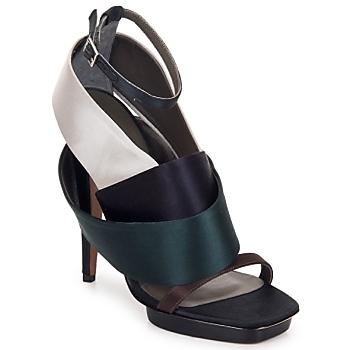 Παπούτσια Γυναίκα Σανδάλια / Πέδιλα Kallisté NU-PIED 5801 Argento