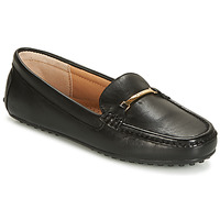 Παπούτσια Γυναίκα Μοκασσίνια Lauren Ralph Lauren BRIONY Black