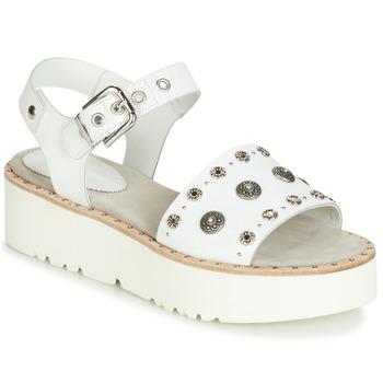Παπούτσια Γυναίκα Σανδάλια / Πέδιλα Fru.it 5435-476 Άσπρο