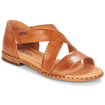 Παπούτσια Γυναίκα Σανδάλια / Πέδιλα Pikolinos ALGAR W0X Camel