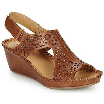 Παπούτσια Γυναίκα Σανδάλια / Πέδιλα Pikolinos MARGARITA 943 Brown