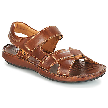 Παπούτσια Άνδρας Σανδάλια / Πέδιλα Pikolinos TARIFA 06J Camel