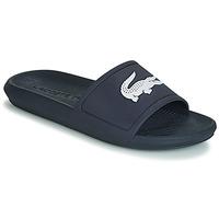 Παπούτσια Άνδρας σαγιονάρες Lacoste CROCO SLIDE 119 1 Marine / Άσπρο