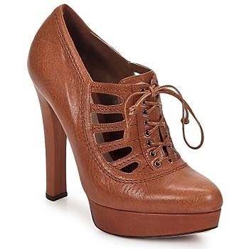Παπούτσια Γυναίκα Χαμηλές Μπότες Sebastian AYCU Brown