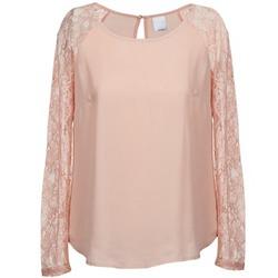 Υφασμάτινα Γυναίκα Μπλούζες Vero Moda REAL ροζ