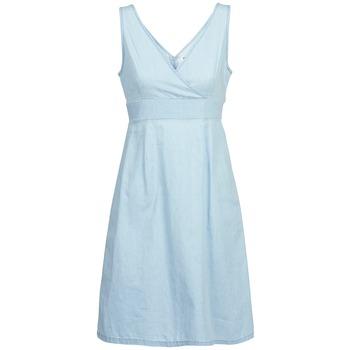 Υφασμάτινα Γυναίκα Κοντά Φορέματα Vero Moda JOSEPHINE μπλέ /  CLAIR