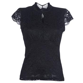 Υφασμάτινα Γυναίκα Μπλούζες Morgan DNEMA Black
