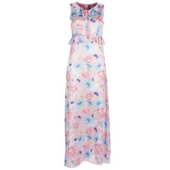 Υφασμάτινα Γυναίκα Μακριά Φορέματα Smash ISABELA Ροζ