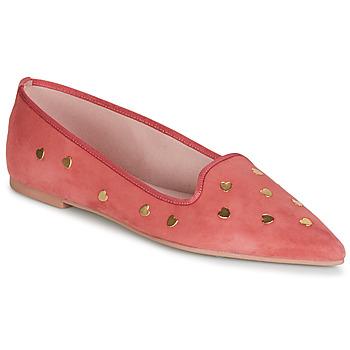 Παπούτσια Γυναίκα Μπαλαρίνες Pretty Ballerinas MAHA Ροζ