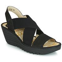 Παπούτσια Γυναίκα Γόβες Fly London YAJI Black