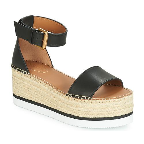 Παπούτσια Γυναίκα Εσπαντρίγια See by Chloé SB32201A Black