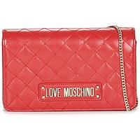 Τσάντες Γυναίκα Τσάντες ώμου Love Moschino JC4118PP17 Red