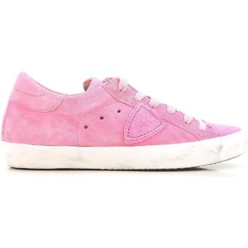 Παπούτσια Γυναίκα Χαμηλά Sneakers Philippe Model CLLD XR04 Rosa acceso