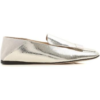 Παπούτσια Γυναίκα Μοκασσίνια Sergio Rossi A77990 MFN305 8198 argento