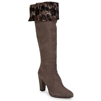 Παπούτσια Γυναίκα Μπότες για την πόλη Stuart Weitzman ZOOKEEPER Stone